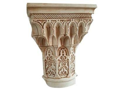 The Alhambra Pillar