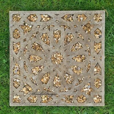 Alhambra Garden Ornamental Slab
