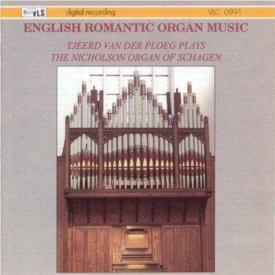 English romantic organ music (VLC 0991) [Uitverkocht]