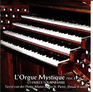 l' Orgue mystique (vol. 2+3) Charles Tournemire (VLC 03/0497)