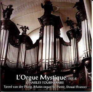 l' Orgue mystique (vol. 4) Charles Tournemire (VLC 0998)