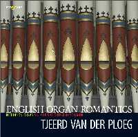 CD English Organ Romantics