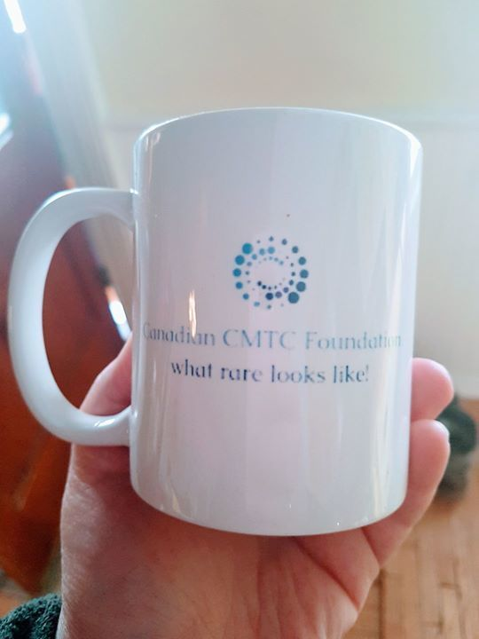 Canadian CMTC Foundation Regular Mug