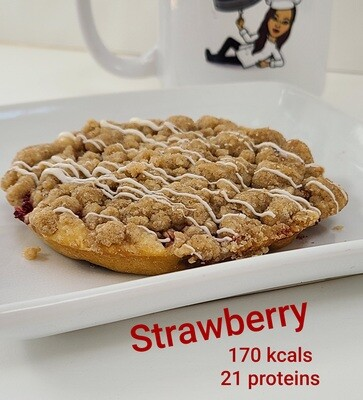 Fit Muscle Muffin Tops - Strawberry