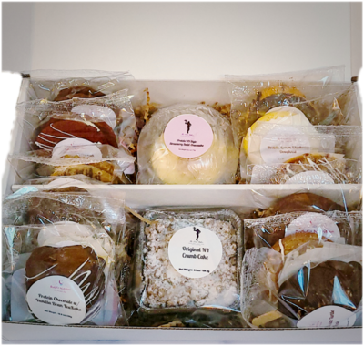 Lean Baker Dessert Crate - Healthy Dessert Basket