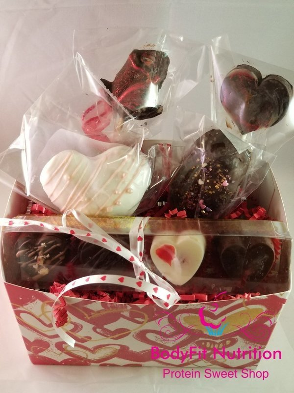 Sweetheart Protein Basket