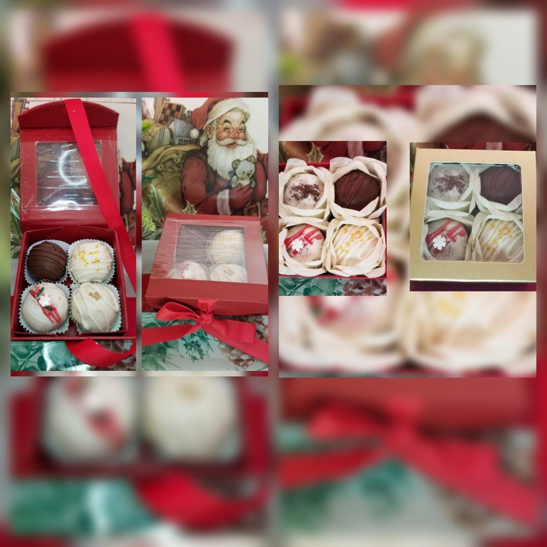 BodyFit Kake & Kookie Truffle Assorted Box (6pc)