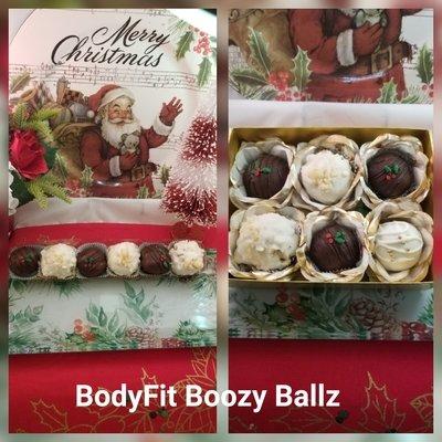 BodyFit's Boozy Ganache Kake Truffles