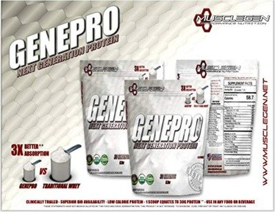 Genepro Medical Grade Protein - 30g of Protein Per Tablespoon