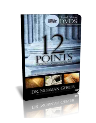 12 Points that Show Christianity is True - DVDs