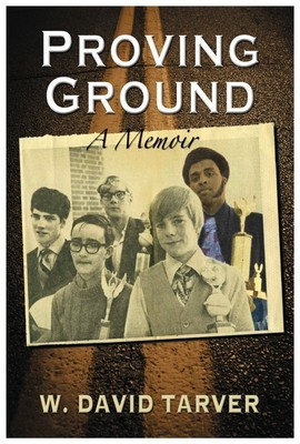 Proving Ground: A Memoir (hard cover, autographed)