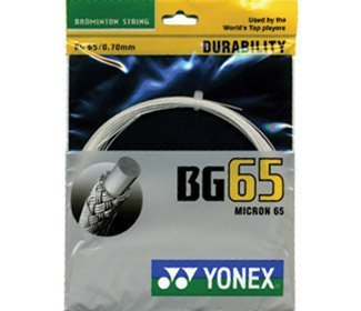 Yonex BG 65 Badminton