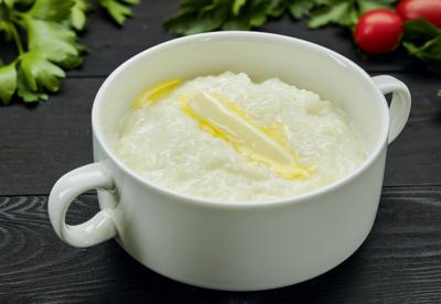 Каша рисово–молочная