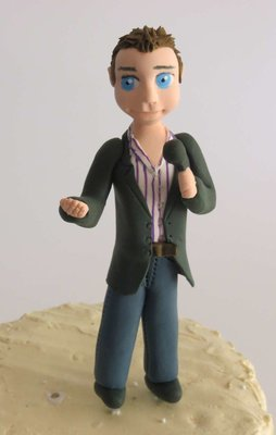 Single Male Figurine - Standing