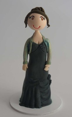 Single Female Figurine  - Standing