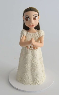 Special Occasion Child Figurine on base board