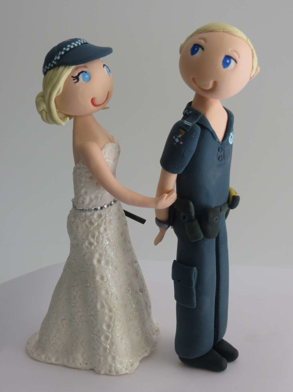 Bride arresting Police Groom