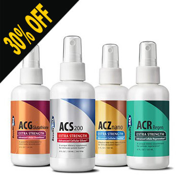 ADVANCED CELLULAR REGENERATION SYSTEM - 4OZ by Results RNA (Discount at Checkout)