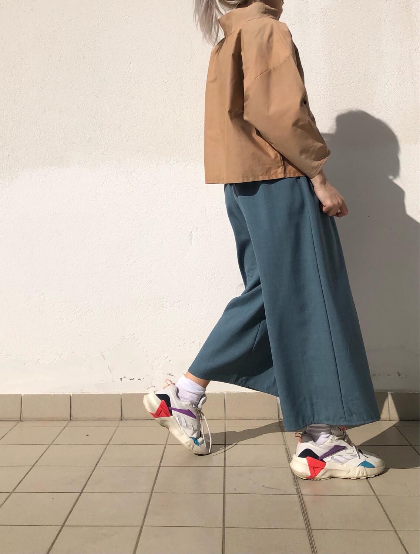 Pantalone alla caviglia