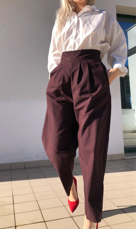 Pantalone classico - vari colori disponibili