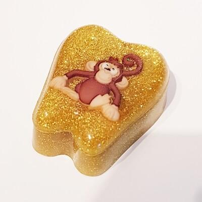 Monkey Tooth Fairy Box