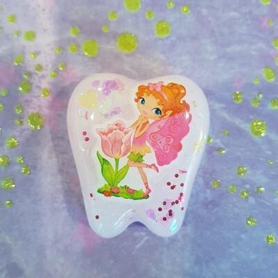 Tulip Fairy Tooth Fairy Box