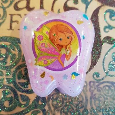 Circle Fairy Tooth Fairy Box