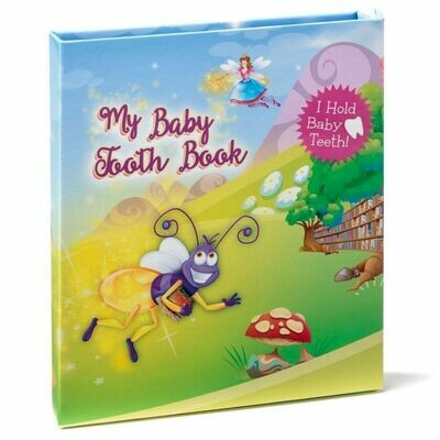 My Baby Tooth Flap Book - Firefly