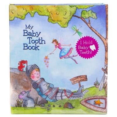 My Baby Tooth Flap Album- Fairyland Boy