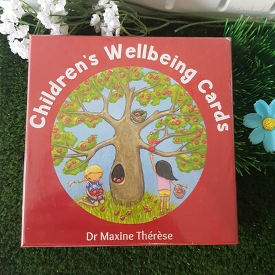 Children's Wellbeing Cards By: Maxine Therese