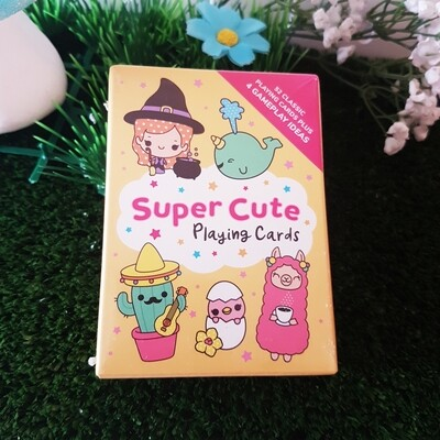 Super Cute Playing Cards