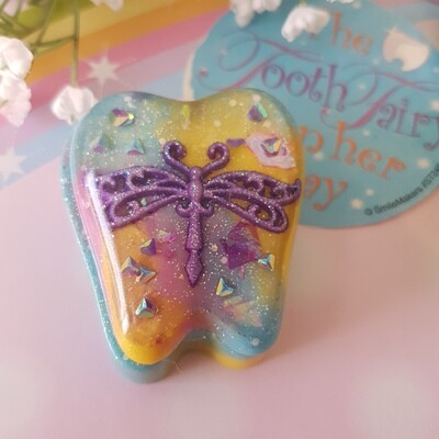 Dragonfly Tooth Fairy Box
