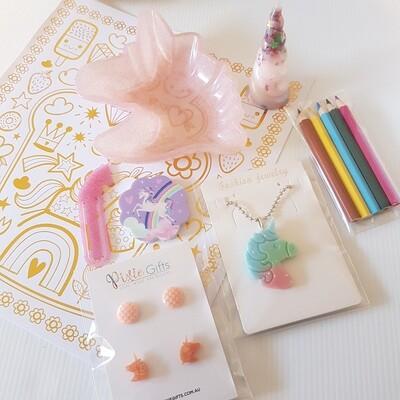 Unicorn Themed Gift Box