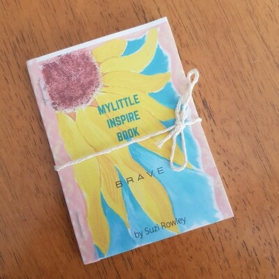 My Little Inspire Book - Brave
