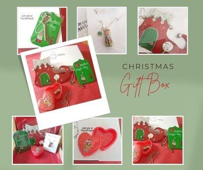 Christmas Elf Themed Gift Box
