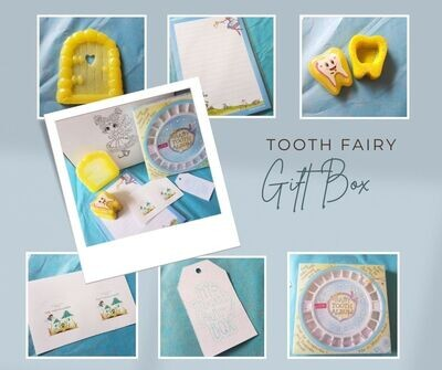 Tooth Fairy Themed Gift Box