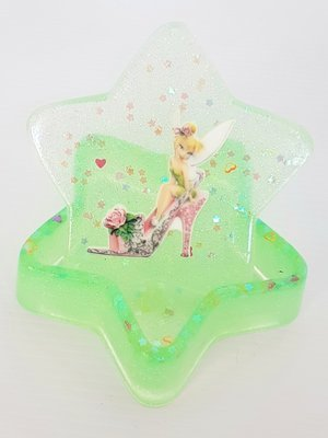 Jewellery Box Tinkerbell