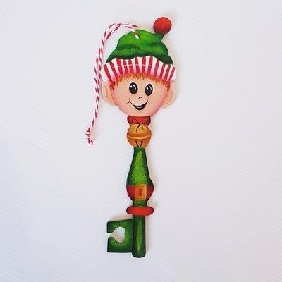Magic Elf Key