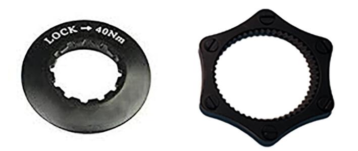 Centre Lock Disc Rotor Adaptor - 5MM QR
