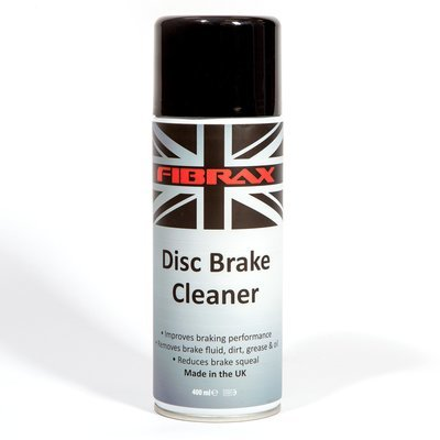 Disc Brake Cleaner - 400ml x 5 Cans