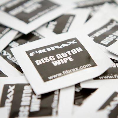Fibrax Disc Rotor Wipes x50