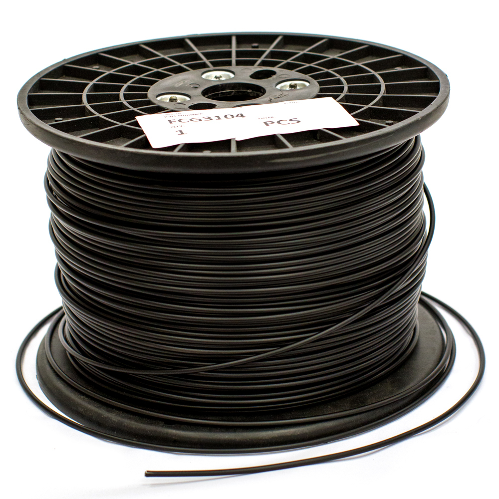 Gear SP4 Outer Casing 400m (Reel) - Black with Fibrax logo