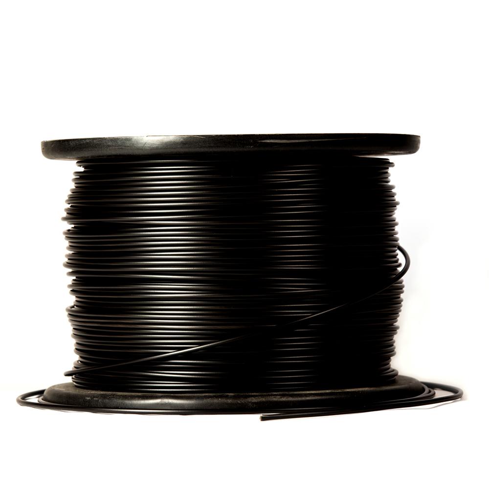 Brake 2P Outer Casing 400m (Reel) - Black with Fibrax Logo