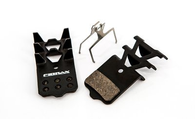 AVID Elixir 1-3-5-7-R-CR-SRAM XX-X0 - Semi Metallic FINNED Disc Brake Pad