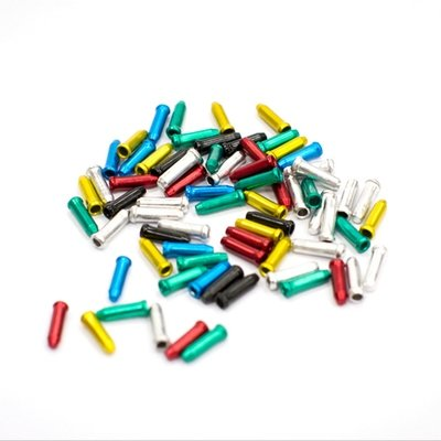 Crimp Fit Wire End Covers x500 / x2000 (Bulk Packed)