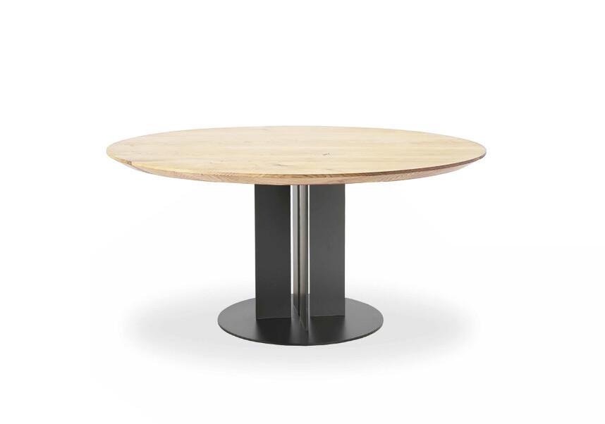 Design Esstisch SOFIA aus Massivholz