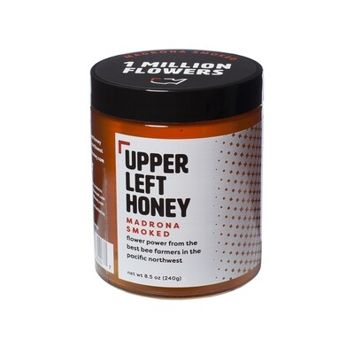 Madrona Smoked Upper Left Honey