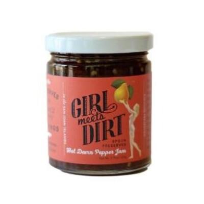 Hot Damn Pepper Jam