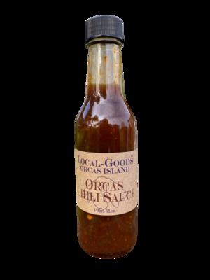 Orcas Island Chili Sauce