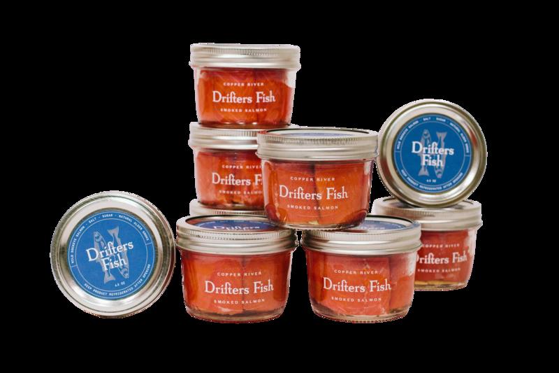 Drifters Fish Smoked Sockeye Salmon